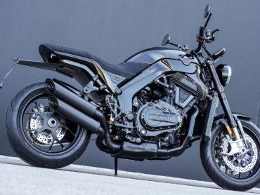 Horex VR6: Rauw, donker en monsterlijk mooi