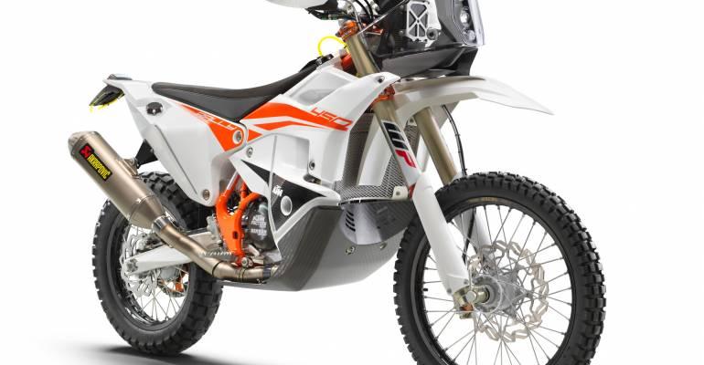 KTM: 450 Rally Replica