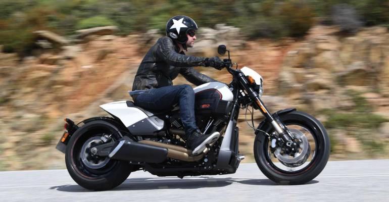 Harley-Davidson FXDR 114 2019: Test