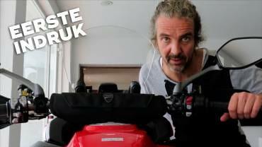 Ducati Multistrada 1260 Enduro 2019 – Eerste Test #Vlog