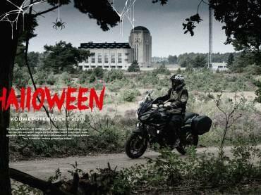 KouwePotenTocht 2018: Halloween