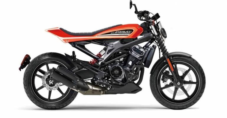 Harley-Davidson eencilinder voor Azië?