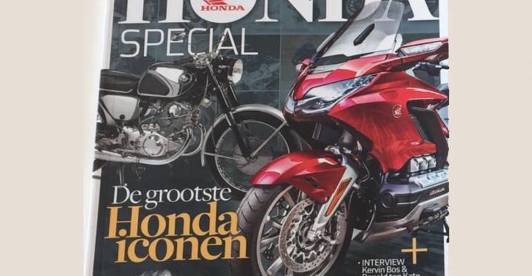MOTO73: Geweldige Honda special