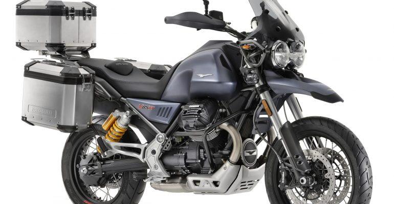 Aprilia en Moto Guzzi: 2019 Modellen