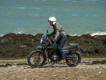Royal Enfield Himalayan 2018: Test