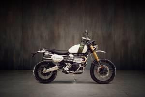 Triumph 1200 Scrambler Extreme kit