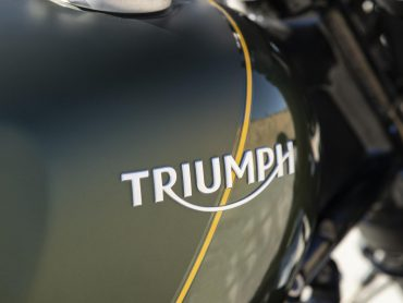 Is Triumph nog Brits of toch Thais?
