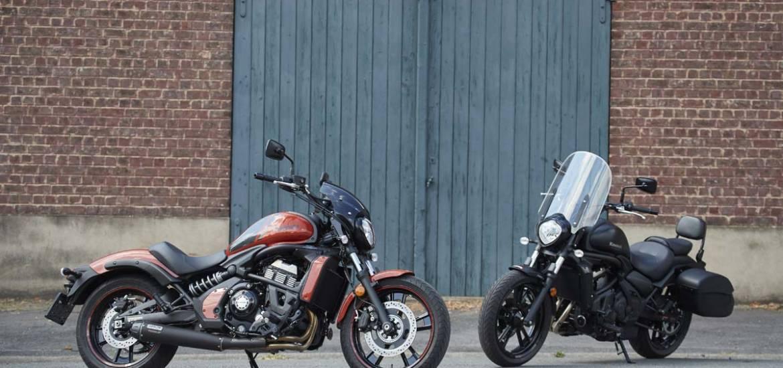 2019 Kawasaki Vulcan Sport & Light Tourer