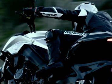 Vierde 'Katana' video laat meer zien van de nieuwe Suzuki