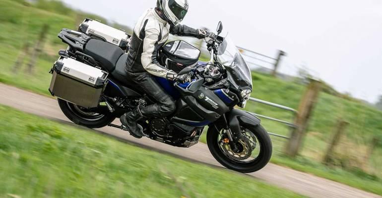 Yamaha XTZ 1200 Super Ténéré Raid Edition 2018