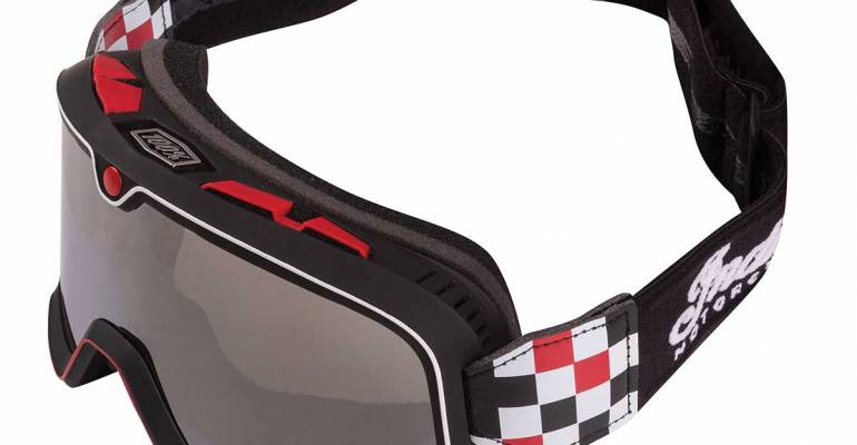 Indian Flat Track Goggles