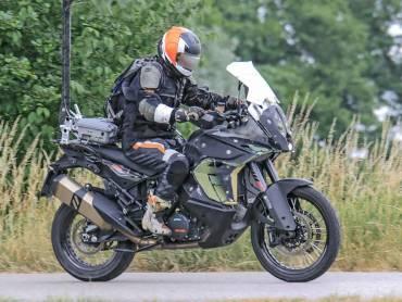KTM 1090 Adventure 2019 – Spyshot: Altijd leuk