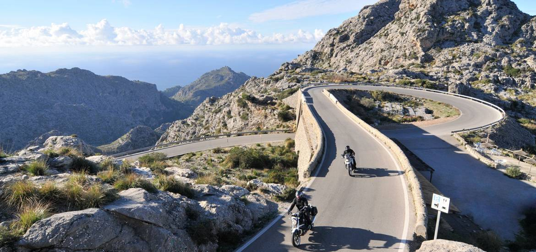 Motortoer Mallorca