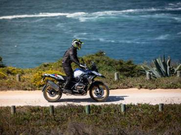 BMW R1250 GS HP: Test