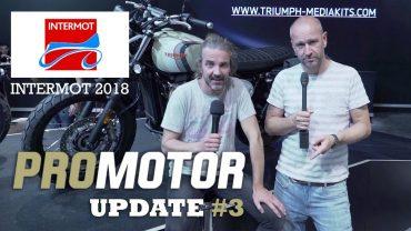2019 motornieuws vanaf INTERMOT 2018 – Promotor Update #3