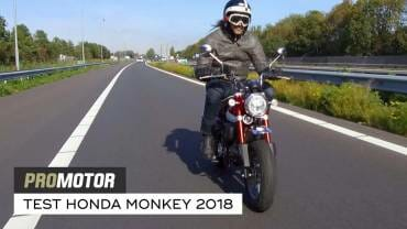 Honda Monkey 2018 full test