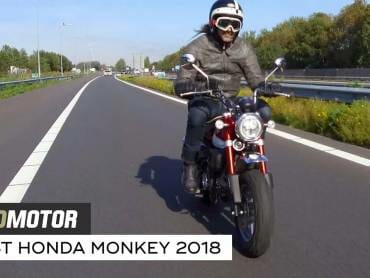 Honda Monkey 2018 full test