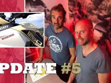Promotor Update #5 – Ducati Multistrada 1260, avonturier Paul van Hooff, motornieuws