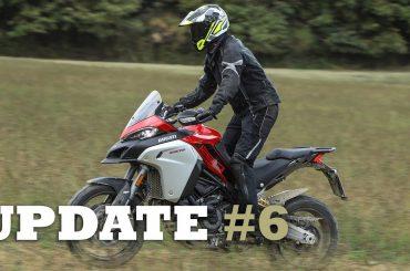 Promotor Update #6 – Triumph Scrambler 1200, Ducati Multistrada, motornieuws