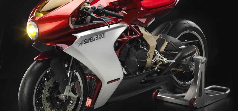 2019 MV Agusta Superveloce 800