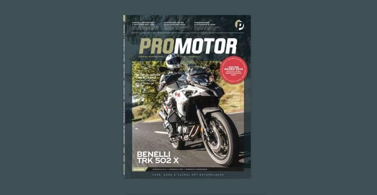 Inhoud, routes & video's Promotor 9/2018