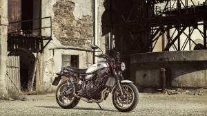 2019 Yamaha XSR700 XTribute