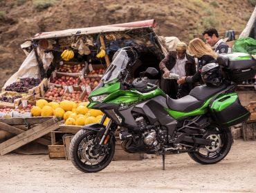 Prijzen nieuwe Kawasaki Versys 1000 modellen