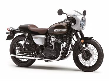 Kawasaki News Show: W800 & W800 Cafe