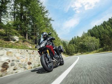 Logisch vervolg: Yamaha Tracer 700 GT