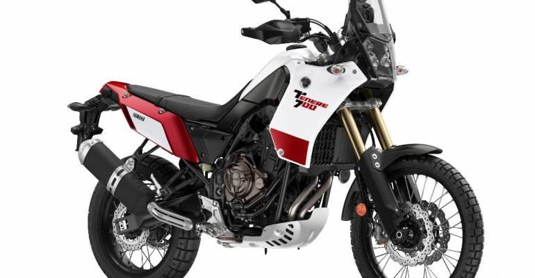 Yamaha presenteert nieuwe Ténéré 700