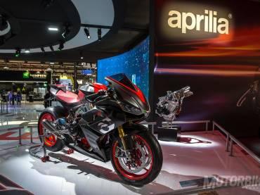 Aprilia RS660: opvallende aerodynamica