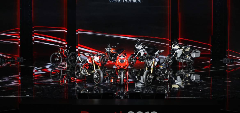 Ducati World Premiere 2019