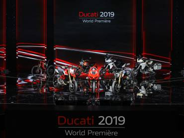 Ducati Monster 821 Stealth & Multistrada 950S 2019