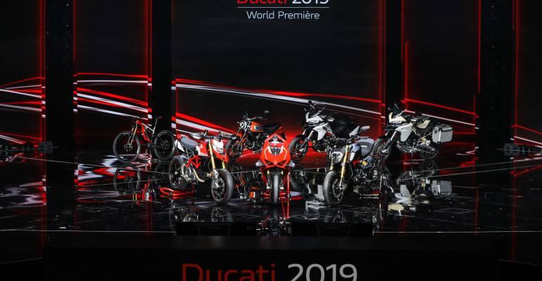 Ducati Monster 821 Stealth & Multistrada 950S 2019
