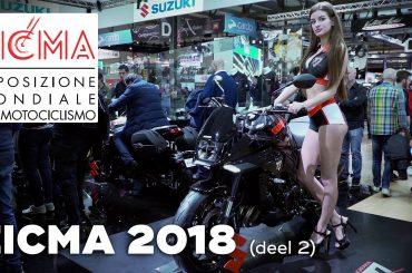 EICMA 2018 motoren (deel 2) – Promotor Update #9