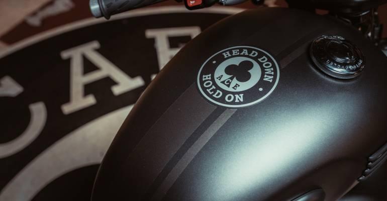 Nieuw: 2019 Triumph Bonneville T120 Ace