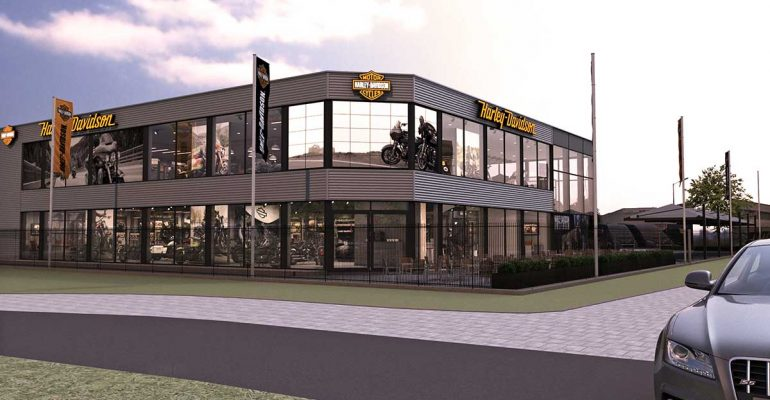 Harley-Davidson Amsterdam heropent begin 2019