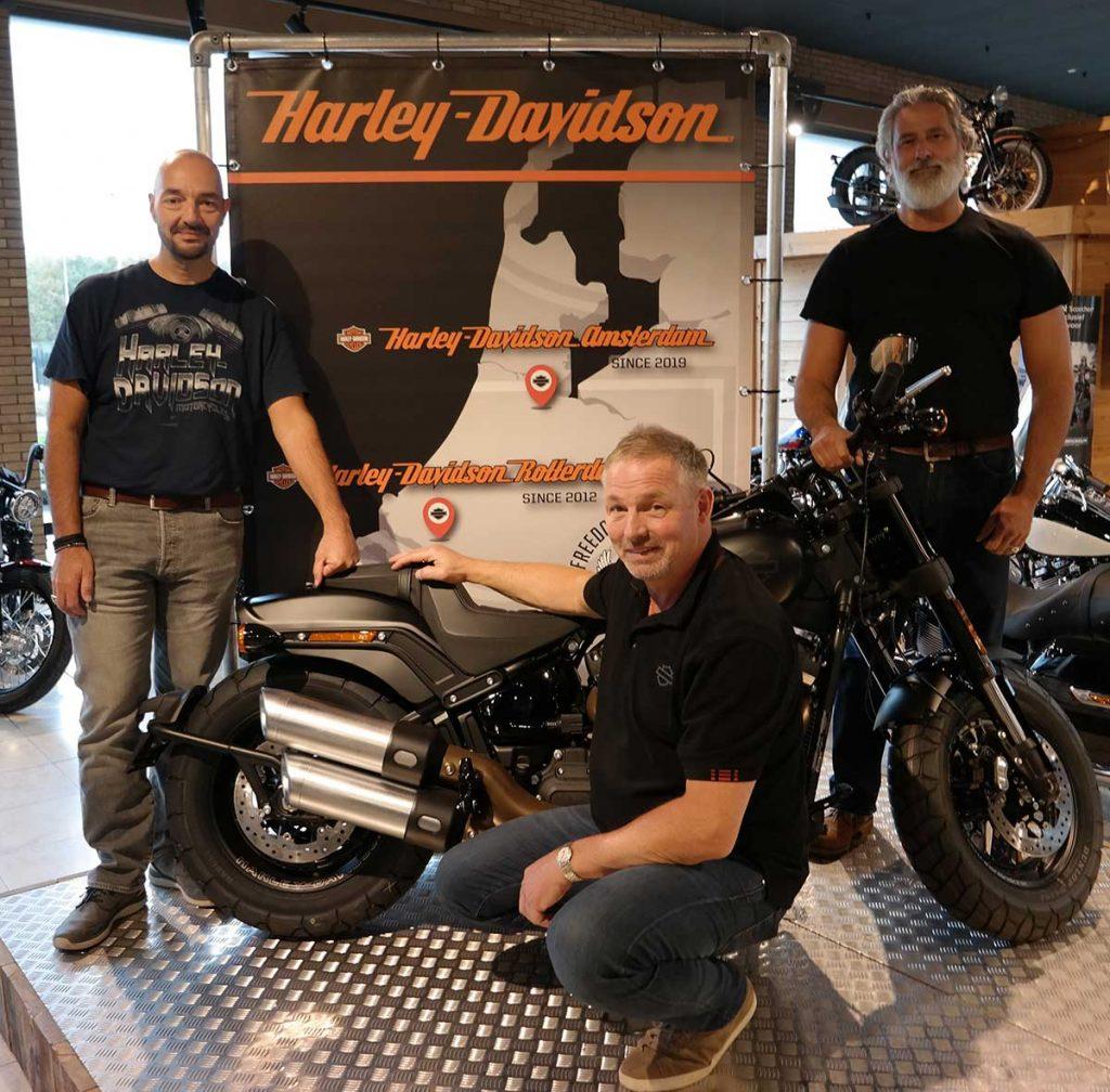 Harley-Davidson Amsterdam Crew