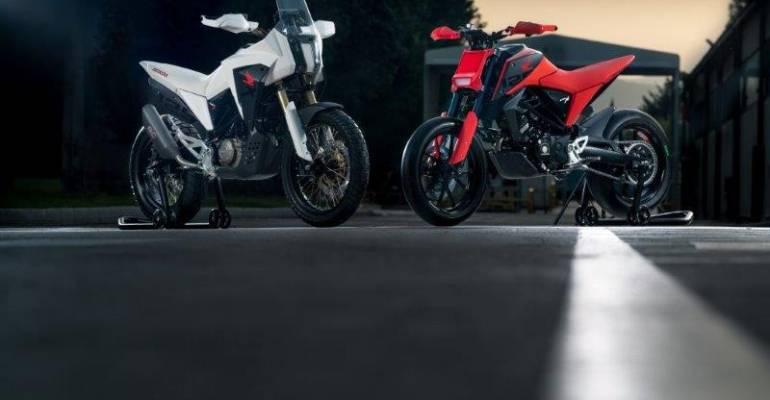 Honda presenteert twee lichte 125cc concepts