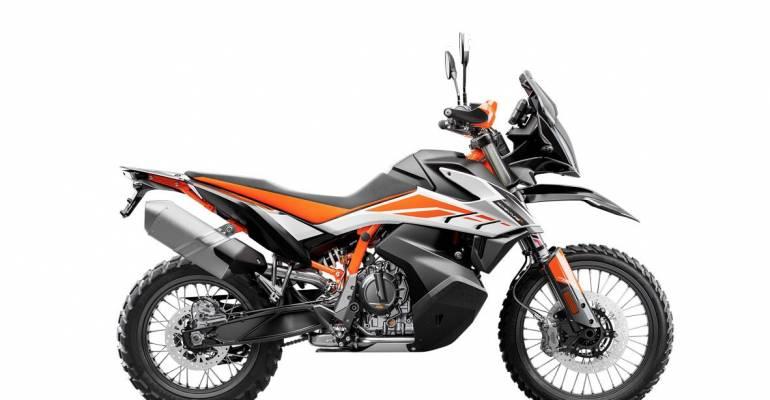 Ruig duo: KTM 790 Adventure en 790 Adventure R