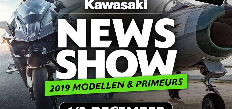 Kawasaki Nieuwsshow 2018