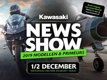 1-2 December: De Kawasaki News Show
