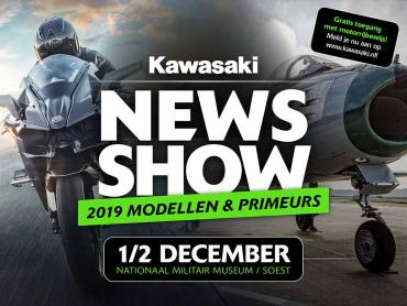 1-2 December: De Kawasaki News Show