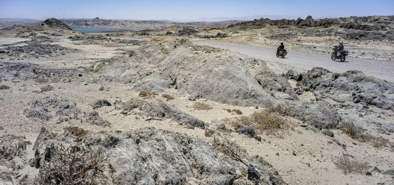 Motortoer Namibië
