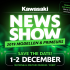 Kawasaki News Show: Promotor – en MOTO73 en Classic & Retro – zijn present
