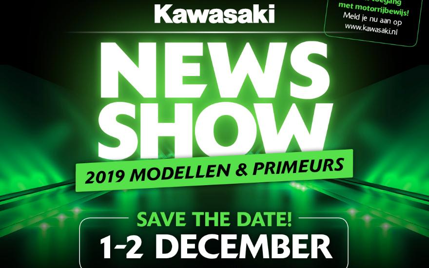 Kawasaki Newsshow