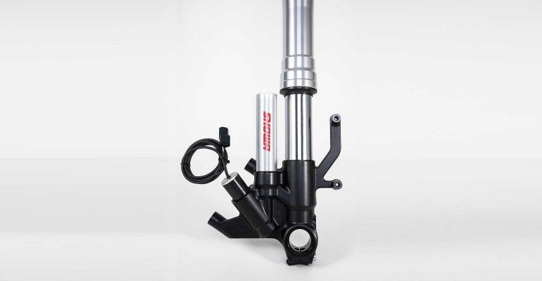 Showa Eera HeigtFlex: hoogteregeling voor motoren