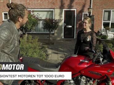 Motoren tot 1.000 euro – occasiontest