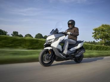 BMW C400 GT: motorscooter met toerkwaliteiten