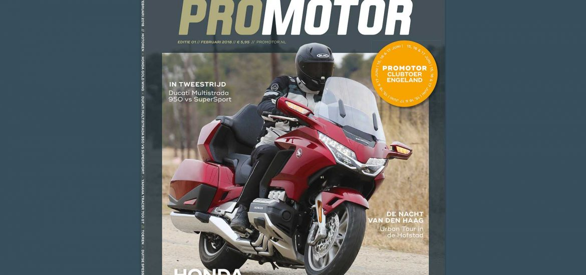 Cover Promotor 1 - 2018